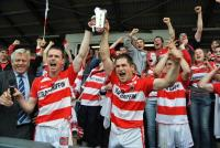 Courceys Celebrate County Final Win