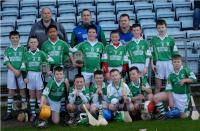 St. Vincents U11s at Pairc Ui Chaoimh