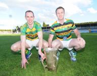 Ballymartle v Glen Rovers County Hurling Championships Launch 29.04.2015