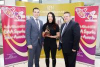96FM C103 Sports Award for December 2015
