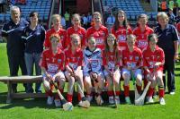Cork Primary girls v Limerick