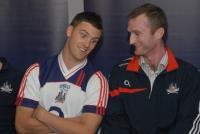 Nicholas Murphy & Eoin Cadogan at Press Evening