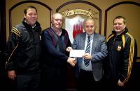Cork GAA Clubs Nov -2017 1st Prize  Declan Kidney Na Piarsaigh
