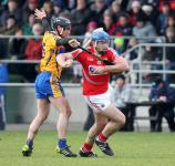 Away .... Cork v Clare Waterford Crystal Cup