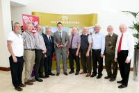 Colm O'Neill Ballyclough and Cork April Winner 96FM/C103 Monthly Sports Star Award