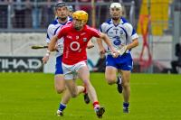 Cathal Naughton in action