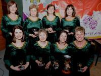 Scór Sinsear Winners Rince Fóirne: Carbery Rangers; 2017