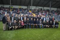 Duhallow SFC Jubilee Team 1990/91 - 2015 Páirc Uí Rinn 18.10.2015