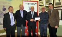 Munster Council Club Grants Presentation