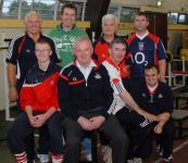 Conor Counihan's  Backroom Team