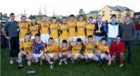 Kilmichael Minor C Football Champions