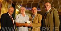 George Hatchell Honoured