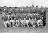 Cork Hurling Team 1966