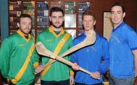 Launch of 1916 exibition at Blackrock GAA Club