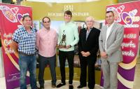 Kevin Kavanagh Carrigaline and Cork Intermediate Hurling Winner 96FM/C103FM August Sports Star of the Month Award
