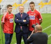 Launch of Chill Insurance Sponsorship Renewal 2018