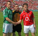Captains meet Cork V Limerick