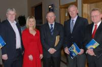 Cork Delegates with Munster PRO Ed Donnelly at Munster Convention