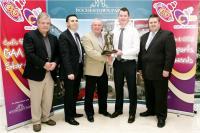 96FM C103 Award November: Adrian Mannix