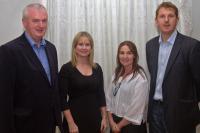 Gerard Lane, Tracey Kennedy, Deirdre O'Reilly, John McHale at PRO Seminar