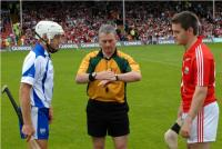 Munster Hurling Final - The Toss