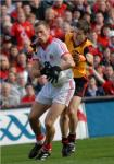 Paddy Kelly Holds On!