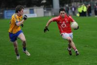 Liam Shorten in Action in McGrath Cup