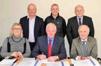 Signing of the Electrical Contract for Pairc Ui Chaoimh