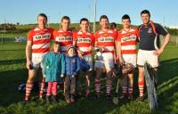 Courcey Rovers at Division 1 Hurling Final