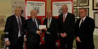 Munster Council Grant - Bride Rovers