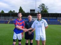 County U21 BFC Final