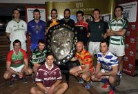 Rochestown Park Hotel Senior Football League Div 1 Launch