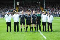 AHL S/F Tipperary v Wexford - Referee Diarmuid Kirwan & his Officials