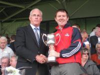 Seamus Coffey Munster Puc Fada Winner