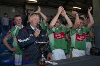 P2  Minor Final - Fr. O'Neill's v Valley Rovers