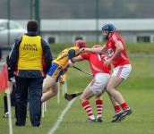 In or Out - Cork v Clare Waterford Crystal Cup