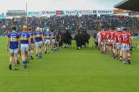 Cork v Tipperary Munster SHC  Q/F 2016