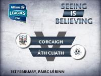 Cork v Dublin Allianz Football League