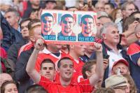 A Noel O Leary fan at the Final!