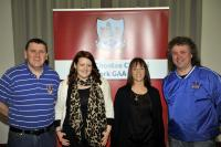 Club PROs attending PRO training at Oriel House