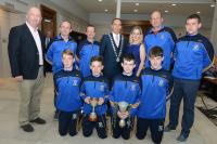 Rebel Og Award June -17 Feile na Gael - St Kevins