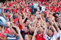 Cork Football Fans V Dublin