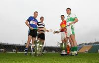 County Hurling Finals Launch 2013