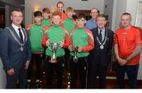 Rebel Og Award July -17 - Ballinora Juvenile GAA