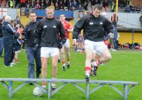 Munster SFC Cork v Clare