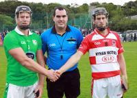 SHC 2014 Killeagh v Courcey Rovers