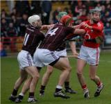 Allianz League Cork v Galway