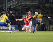 Cork v Clare Allianz Hurling League 21.02.2015