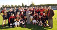 Lord Mayors Cup Final CBC 3-09 v Bandon Grammer School 3-06 Páirc Uí­ Rinn 29.04.2015