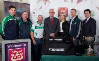 AIB Cork hosts Valley Rovers county I.F. champions 2014